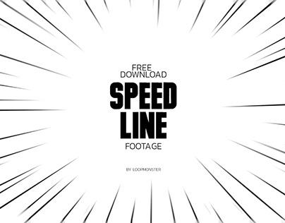 SPEED Line Effect