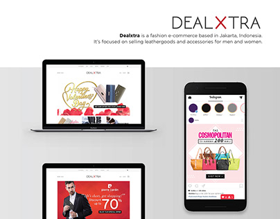 Dealxtra Website Banner
