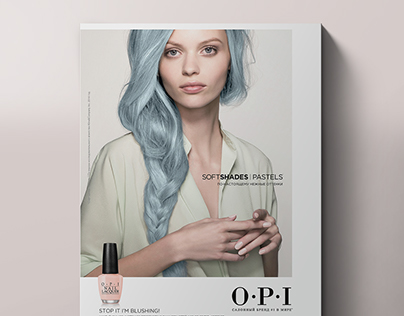 Collection OPI Soft Shades