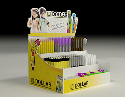 Dollar Counter Top Stand Design