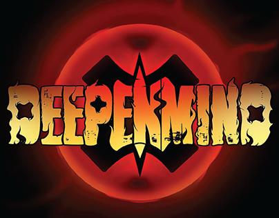 Deepenmind Band Logo Design
