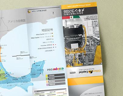 Mapas de información inmobiliaria para Citius Capital
