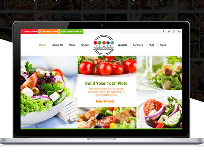 Total Plate - Fresh Food Factory