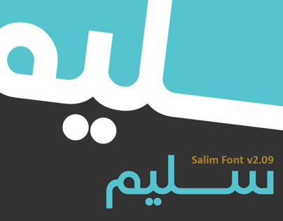 Salim Font v2.09