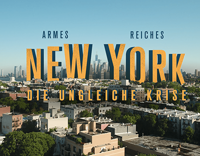 Armes Reiches New York