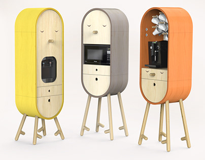 LO-LO. The capsular microkitchen.