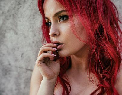 Marta - Portrait