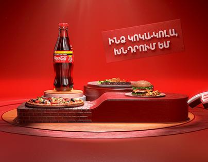 Coca Cola // Armenia