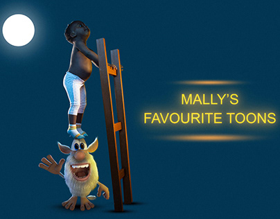MALLY'S FAVOURITE TOONS