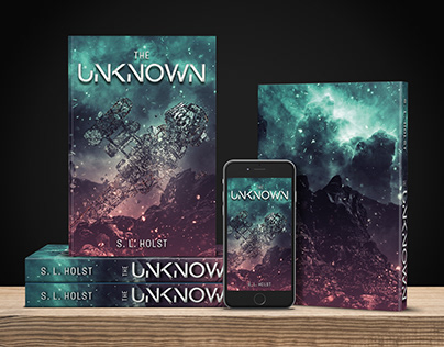 The Unknown - Book Cover For A Sci-Fi Novel