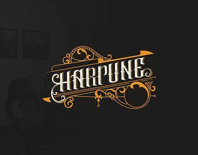 Harpune Atelier/Tattoo Studio - Landingpage