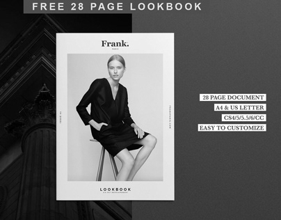 Fashion LOOK BOOK Template
