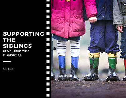 Supporting the Siblings of Children with Disabilities