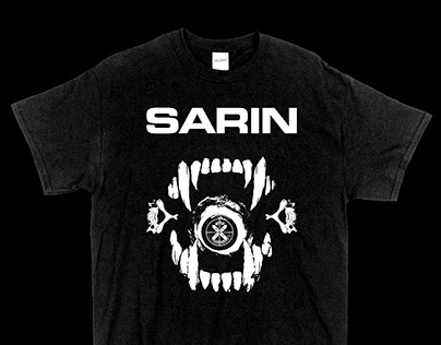 SARIN - Official Merchandise - X-IMG