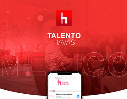 Talento Havas México   Social media