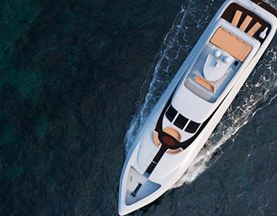 Yacht Viz Demo Reel. Spec-work