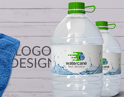 Watercane - Logo Design
