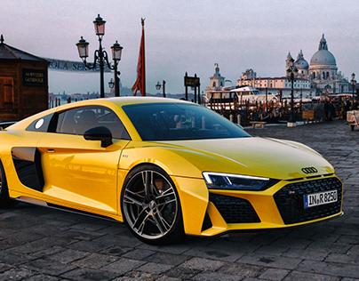 Audi R8 V10 Plus 2020