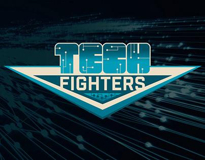 Tech Fighters logo