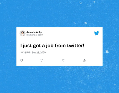 Twitter For your Career