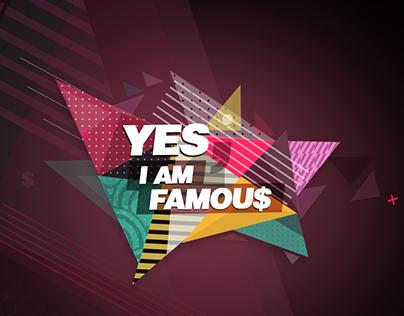 Yes I`m Famous : MBC tv Show 2016