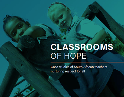Classrooms of Hope - design & layout