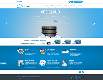 WebSite - CloudTejo