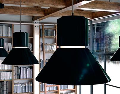 Development Hanging Lamp- LAMP