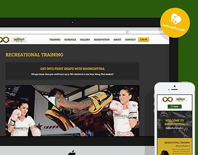 Khongsittha, new Website