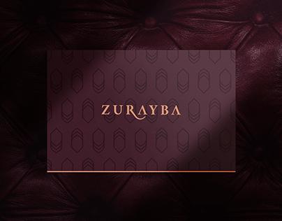 ZURAYBA - Branding