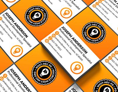 West-MEC PD Logo + Promotional Materials