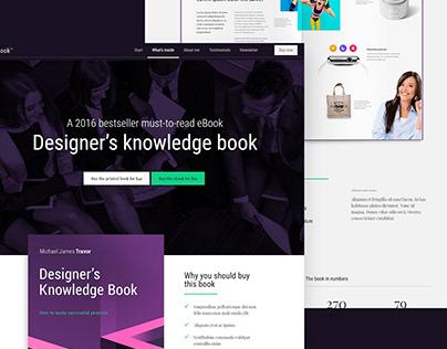 Book - Website Design