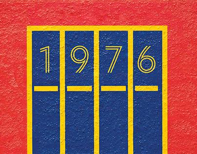Parc Olympique Souvenirs from 1976 | lg2boutique