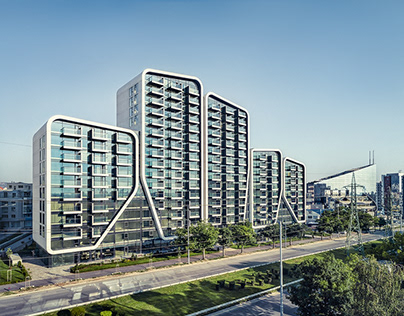 A3 - Residential Building by Starh Architects