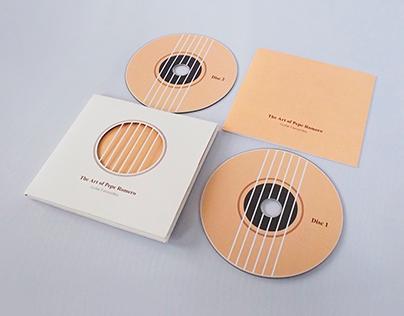 CD Packaging—The Art of Pepe Romero