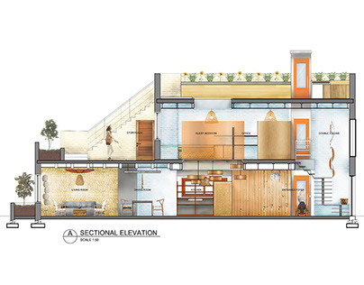 Residential Project & Spa Design