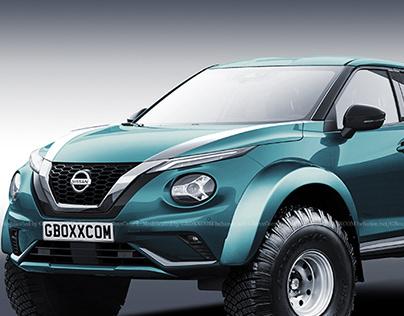 2020 Nissan Juke Arctic Edition