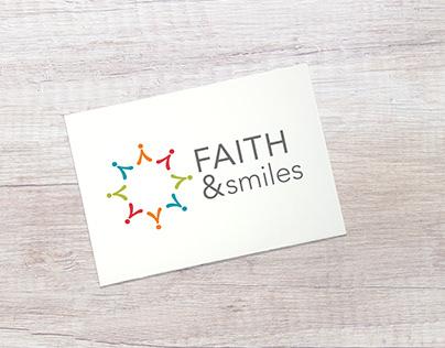 LOGO DESIGN - FAITH & SMILES