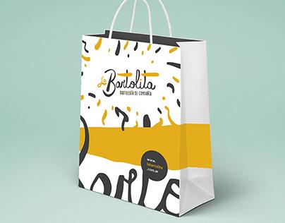 La Bartolita // Branding y aplicaciones
