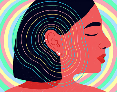 IDEO Illustrations on Mindfulness