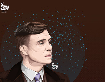 peaky blinders Vector art