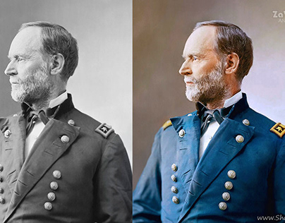Restoration and repair of historical photos