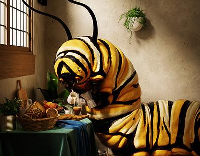 Milkmaid Monarch
