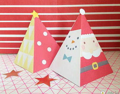 Craft - Christmas Trees