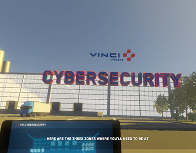 """VR Cybersecurity"" by Vinci Energie"
