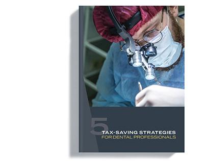 Tax Saving Tips Brochure