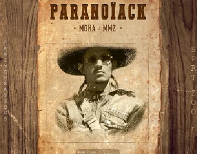 Moha MMZ - Paranoïack (Pochette alternative)