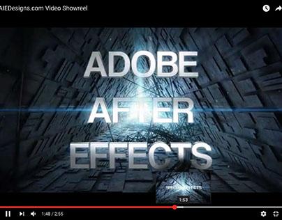 AIEDesigns.com Video Showreel