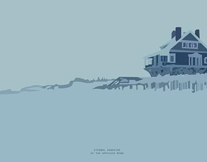 Film illustration - Eternal Sunshine