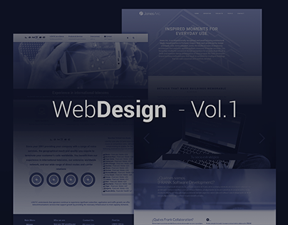 Web Collection Vol. 1